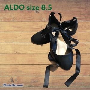 Aldo Used shoes 8.5 in good condition